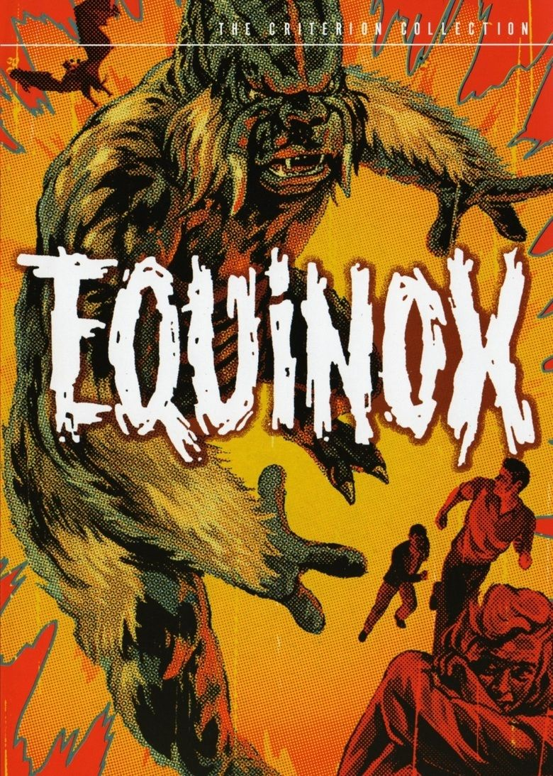 Equinox (film) movie poster