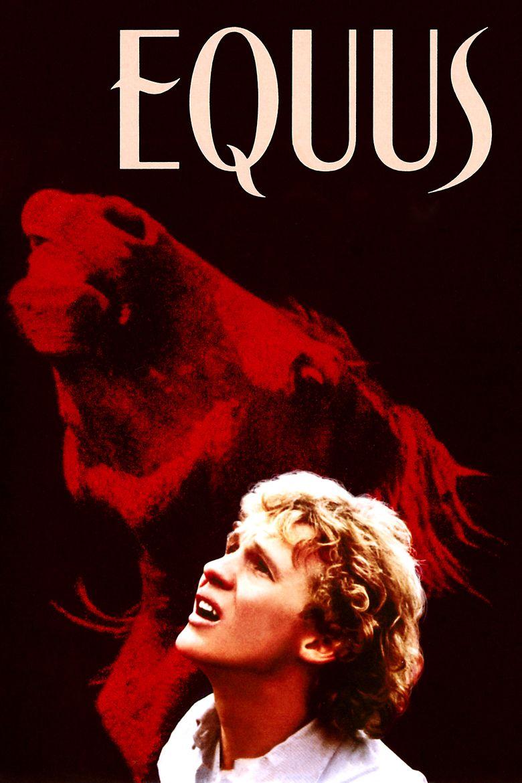 Equus (film) movie poster