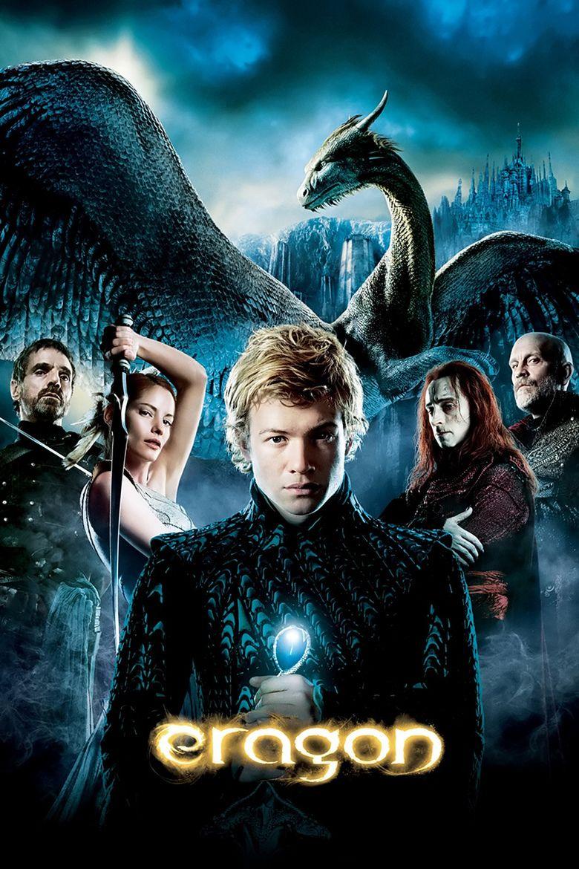Eragon (film) movie poster
