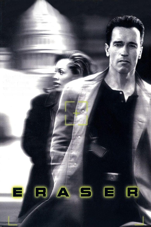 Eraser (film) movie poster