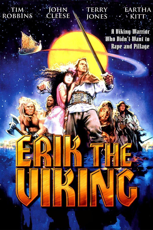 Erik the Viking movie poster