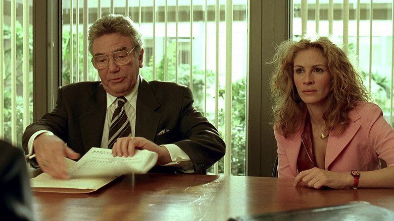 Erin Brockovich (film) movie scenes
