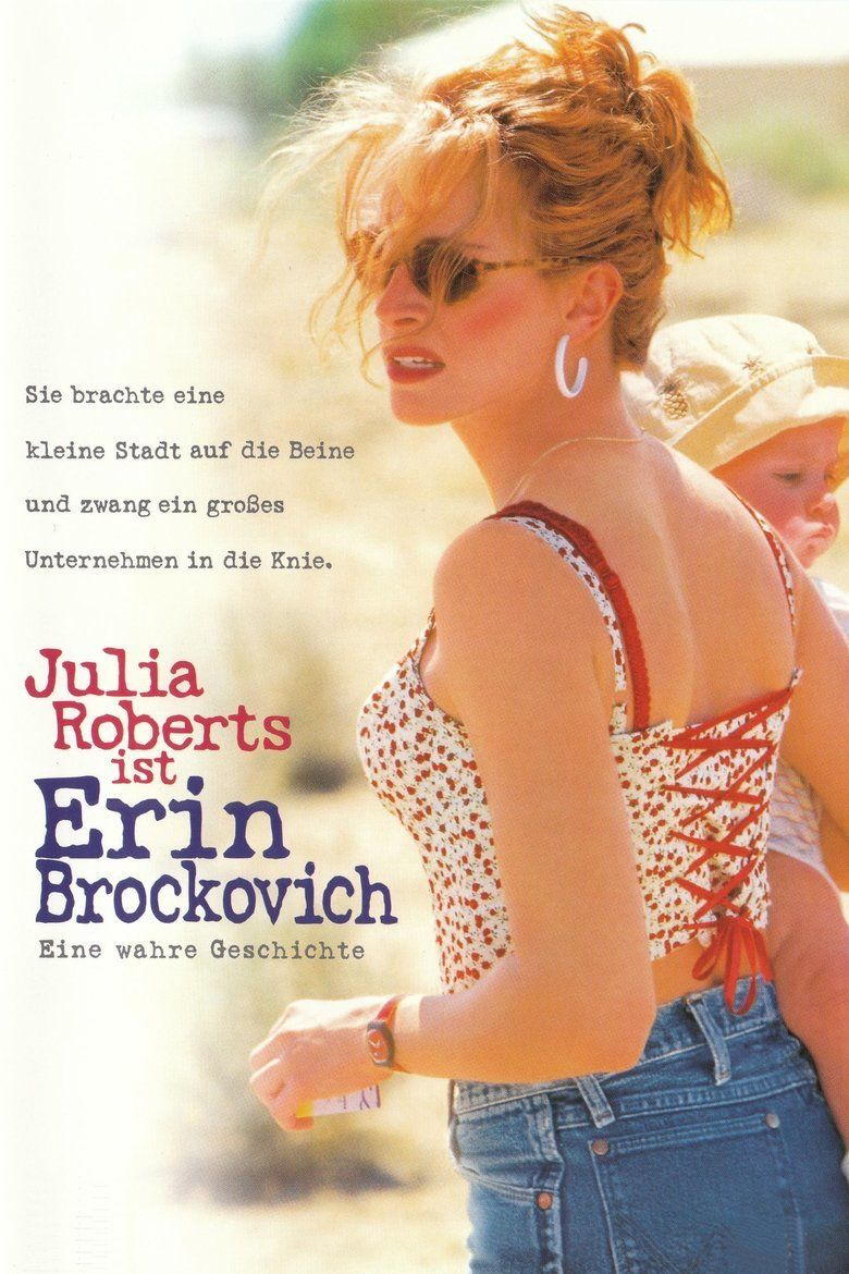 Erin Brockovich (film) movie poster