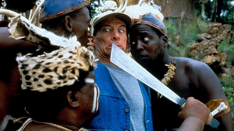 Ernest Goes to Africa movie scenes