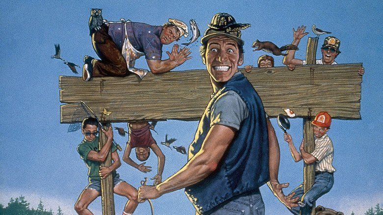 Ernest Goes to Camp movie scenes