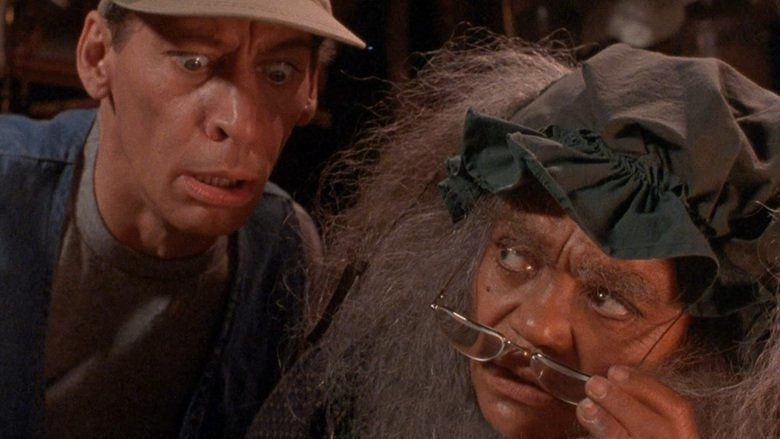Ernest Scared Stupid movie scenes