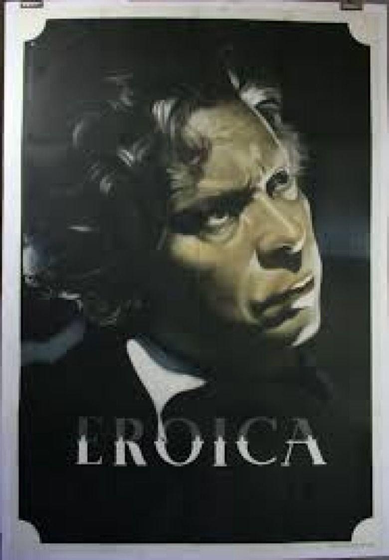 Eroica (1949 film) movie poster