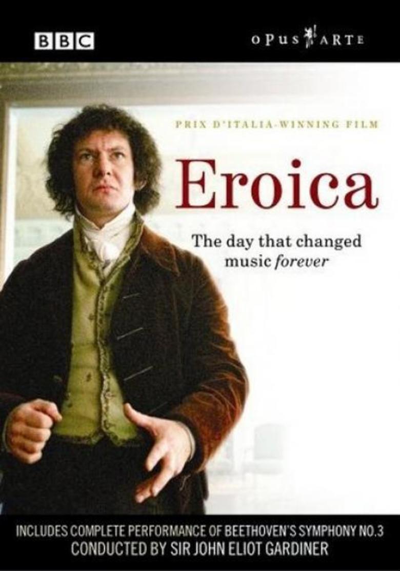 Eroica (2003 film) movie poster
