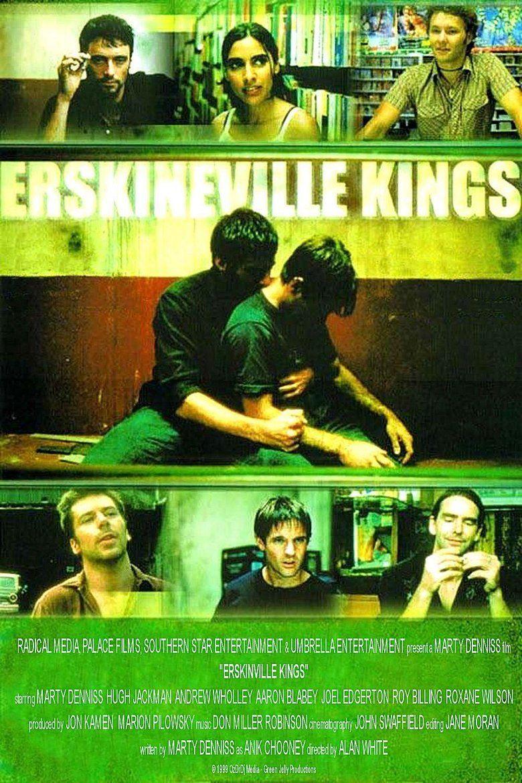 Erskineville Kings movie poster