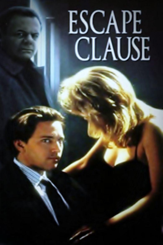 Escape Clause (film) movie poster