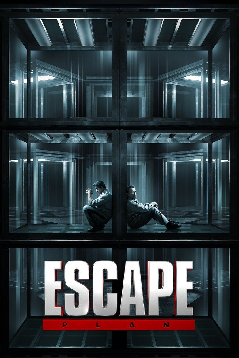 Escape Plan (film) movie poster
