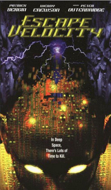 Escape Velocity (film) movie poster