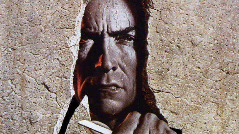 Escape from Alcatraz (film) movie scenes