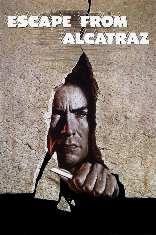 Escape from Alcatraz (film) movie poster