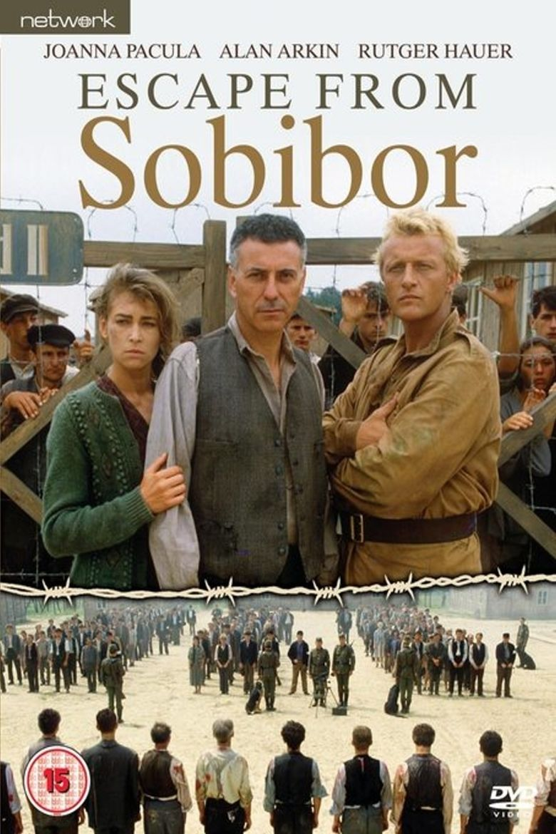 Escape from Sobibor movie poster