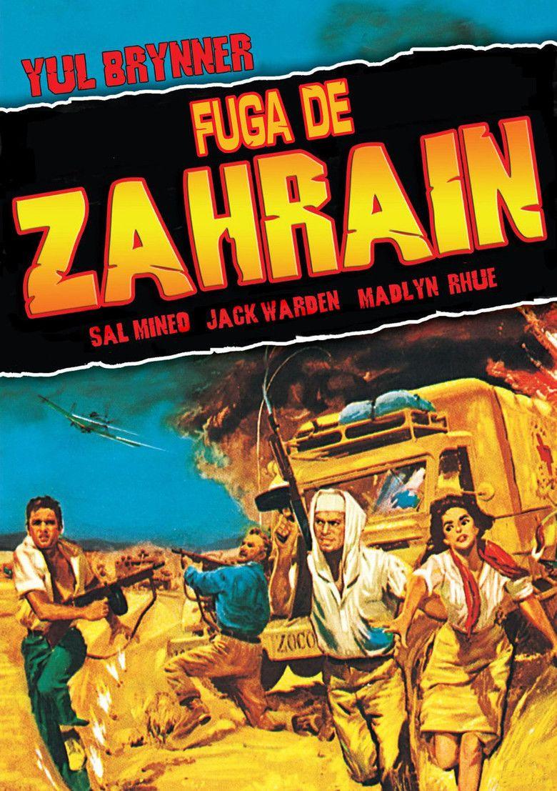 Escape from Zahrain movie poster
