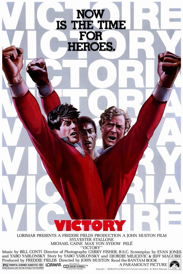Escape to Victory movie poster