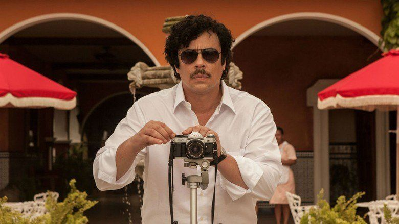 Escobar: Paradise Lost movie scenes