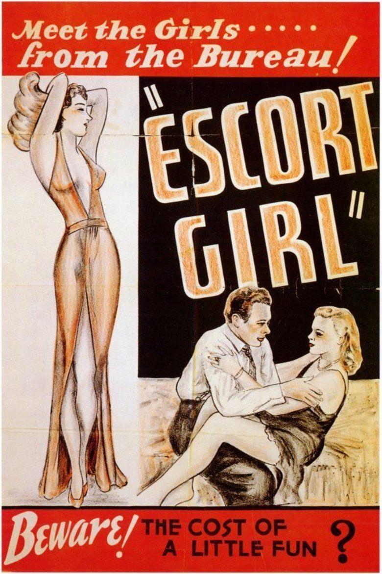 Escort Girl (film) movie poster