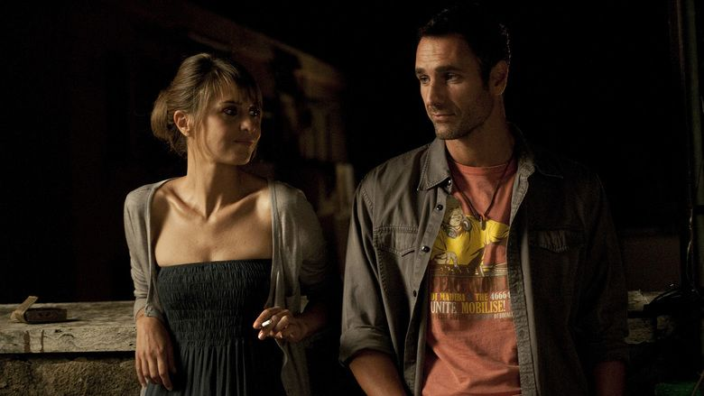 Escort in Love movie scenes