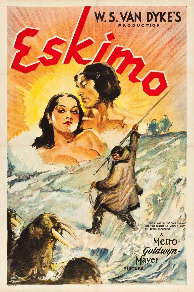Eskimo (film) movie poster