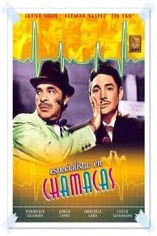 Especialista en chamacas movie poster