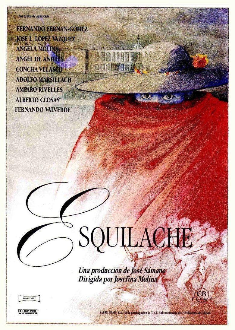 Esquilache movie poster