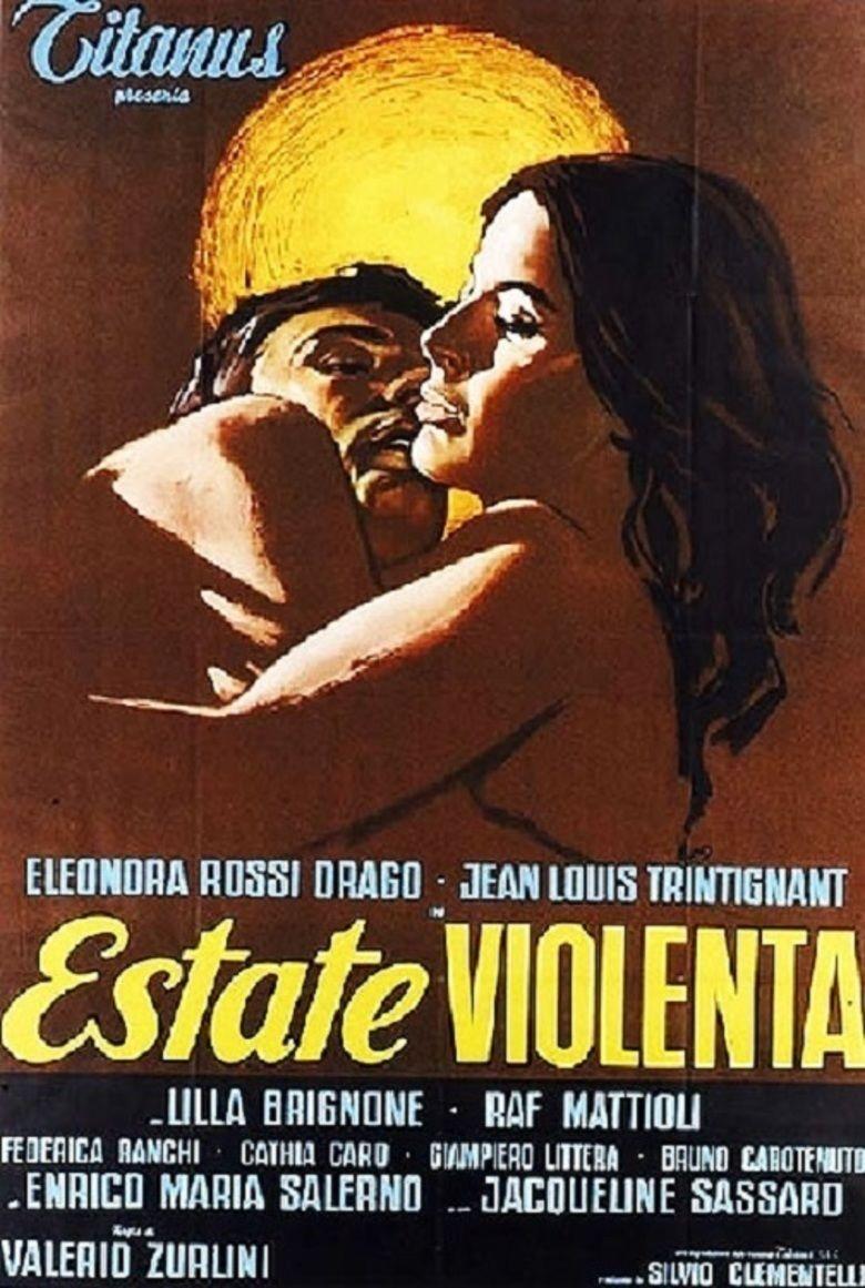 Estate Violenta movie poster