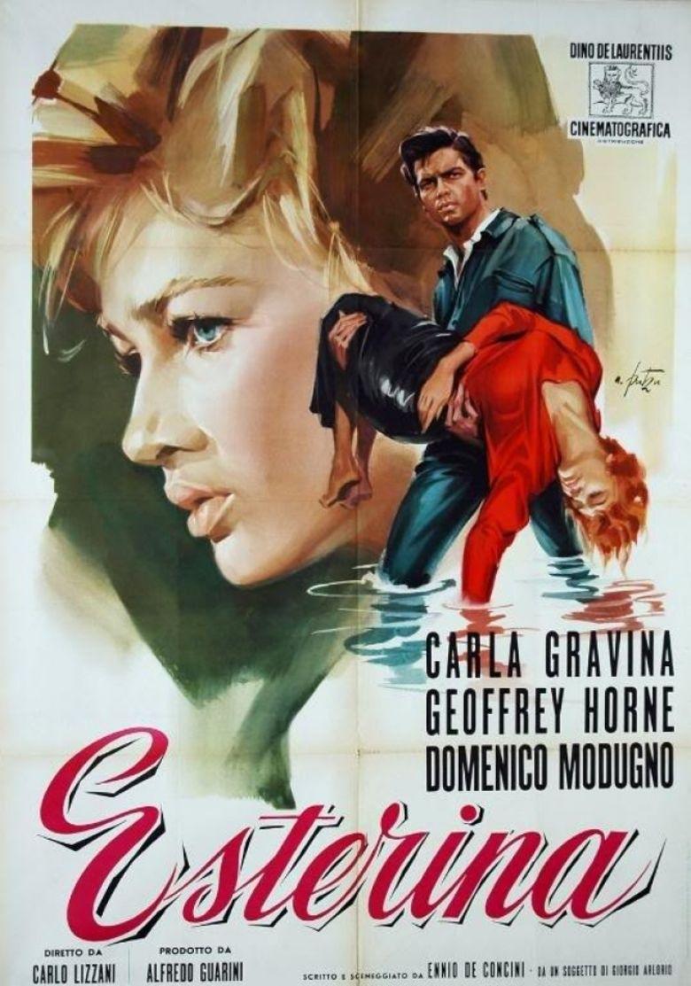 Esterina movie poster