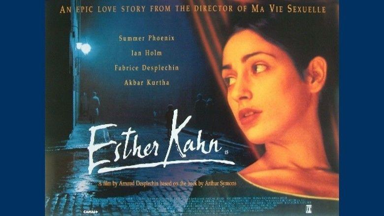 Esther Kahn movie scenes