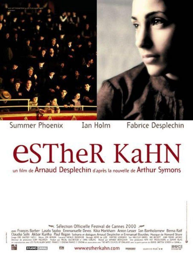 Esther Kahn movie poster