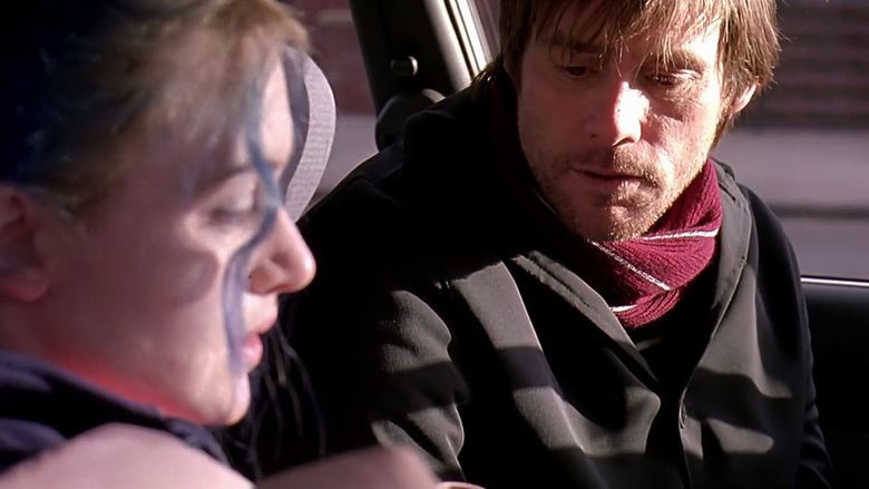 Eternal Sunshine of the Spotless Mind movie scenes