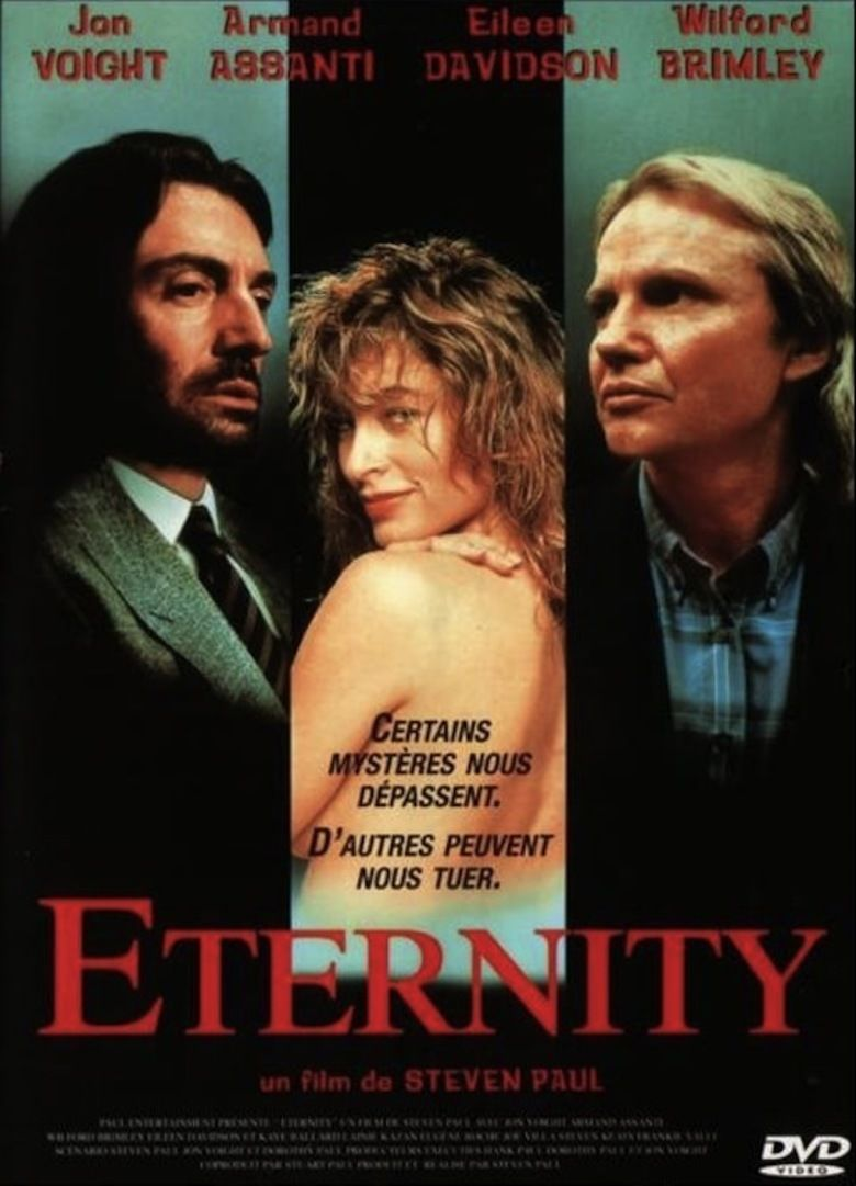 Eternity (1990 film) movie poster