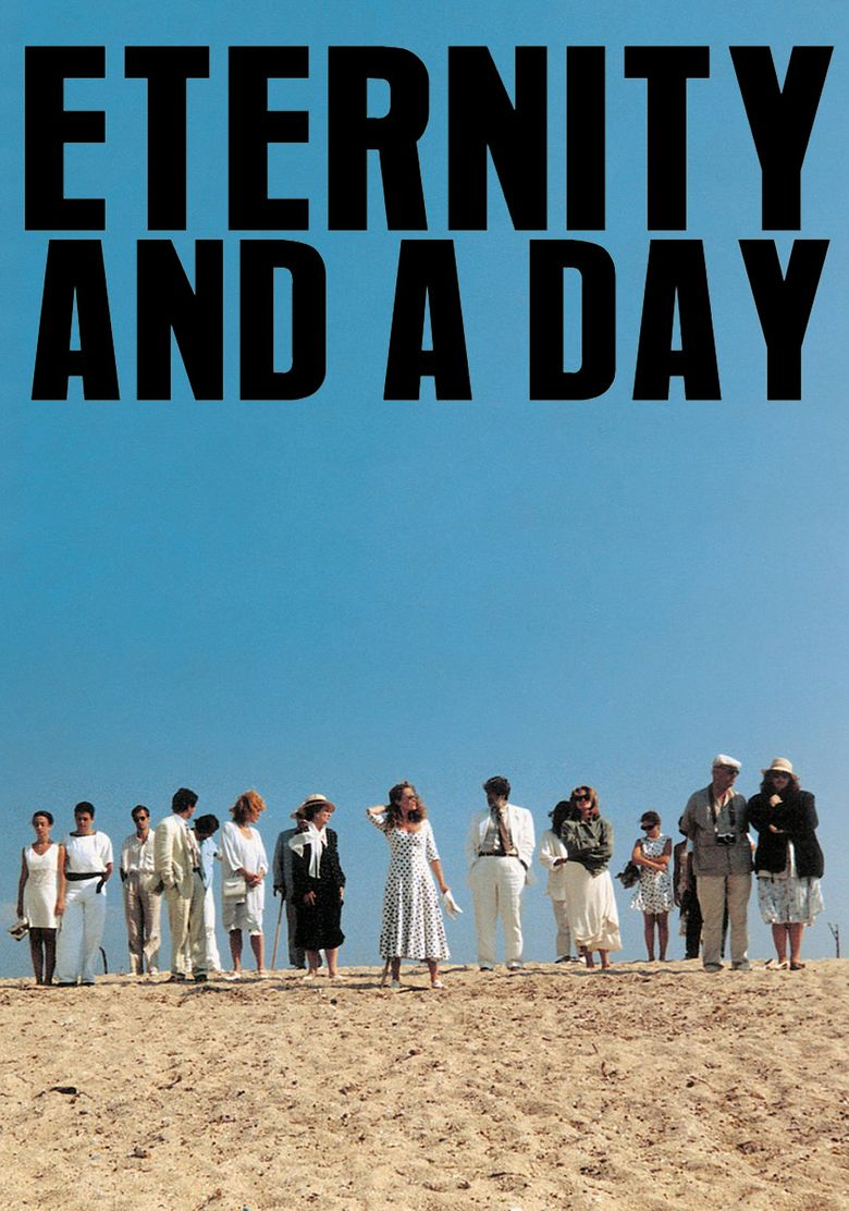Eternity and a Day movie poster