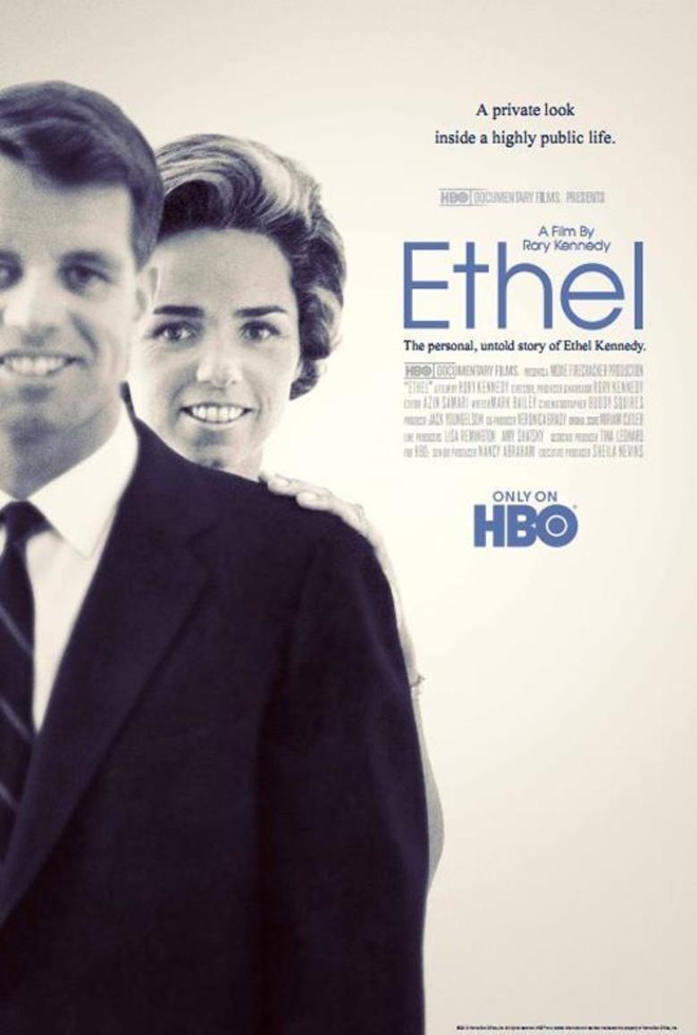 Ethel (film) movie poster