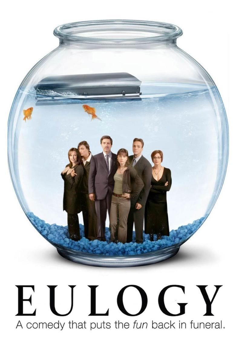 Eulogy (film) movie poster