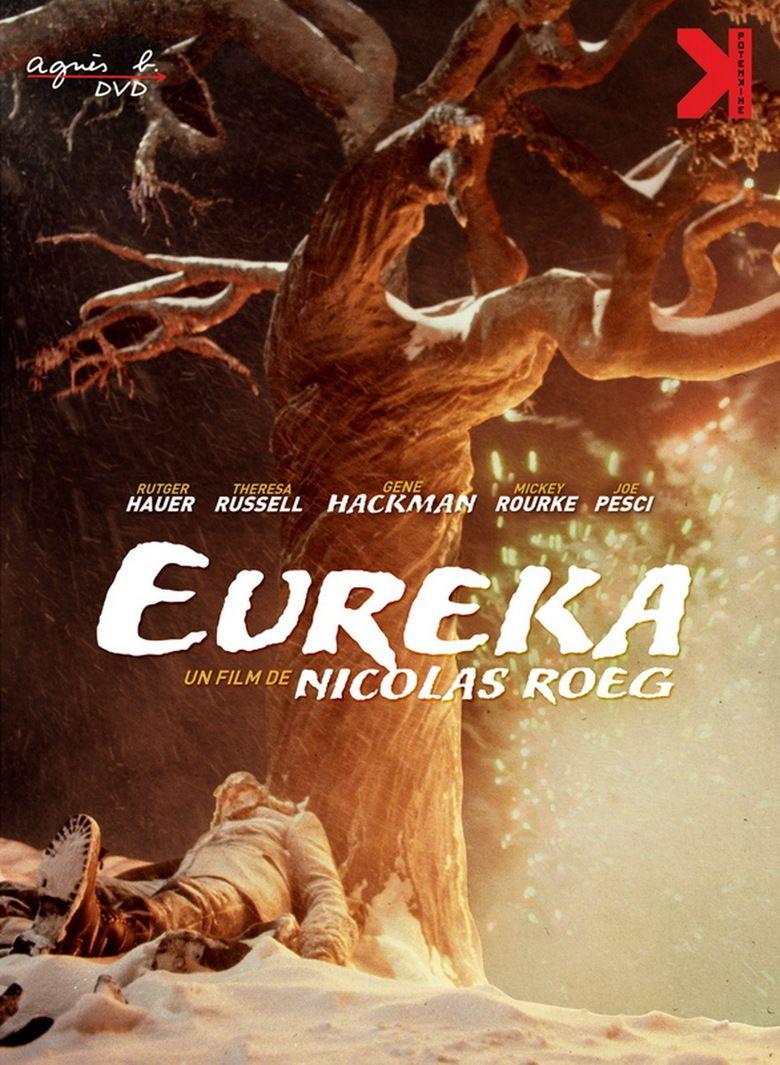 Eureka (1983 film) movie poster