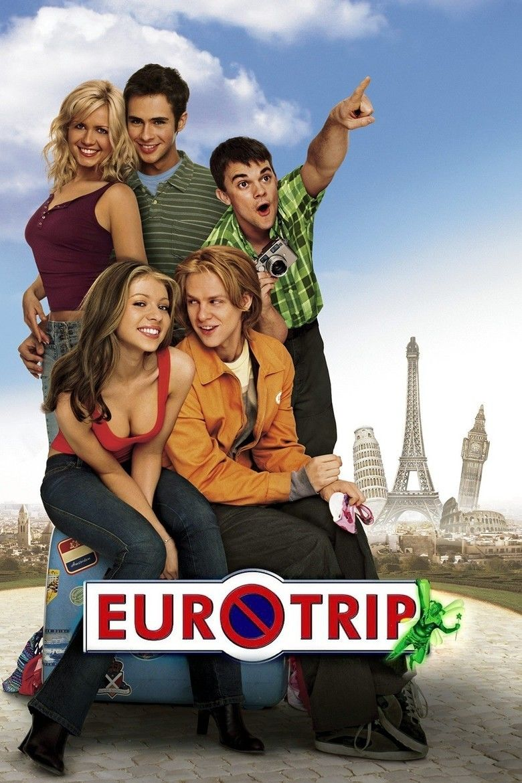 EuroTrip movie poster