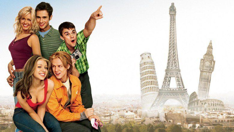 EuroTrip movie scenes
