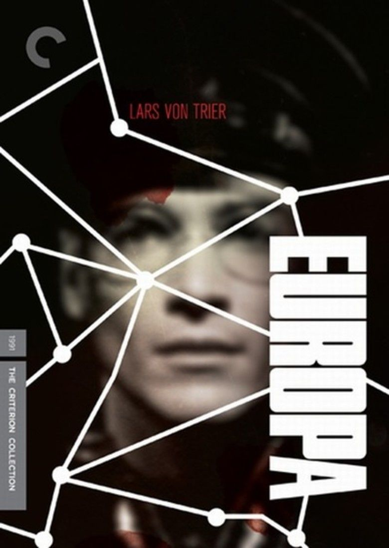 Europa (film) movie poster