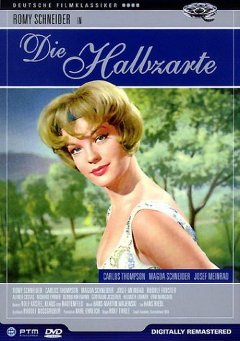Eva (1958 film) movie poster