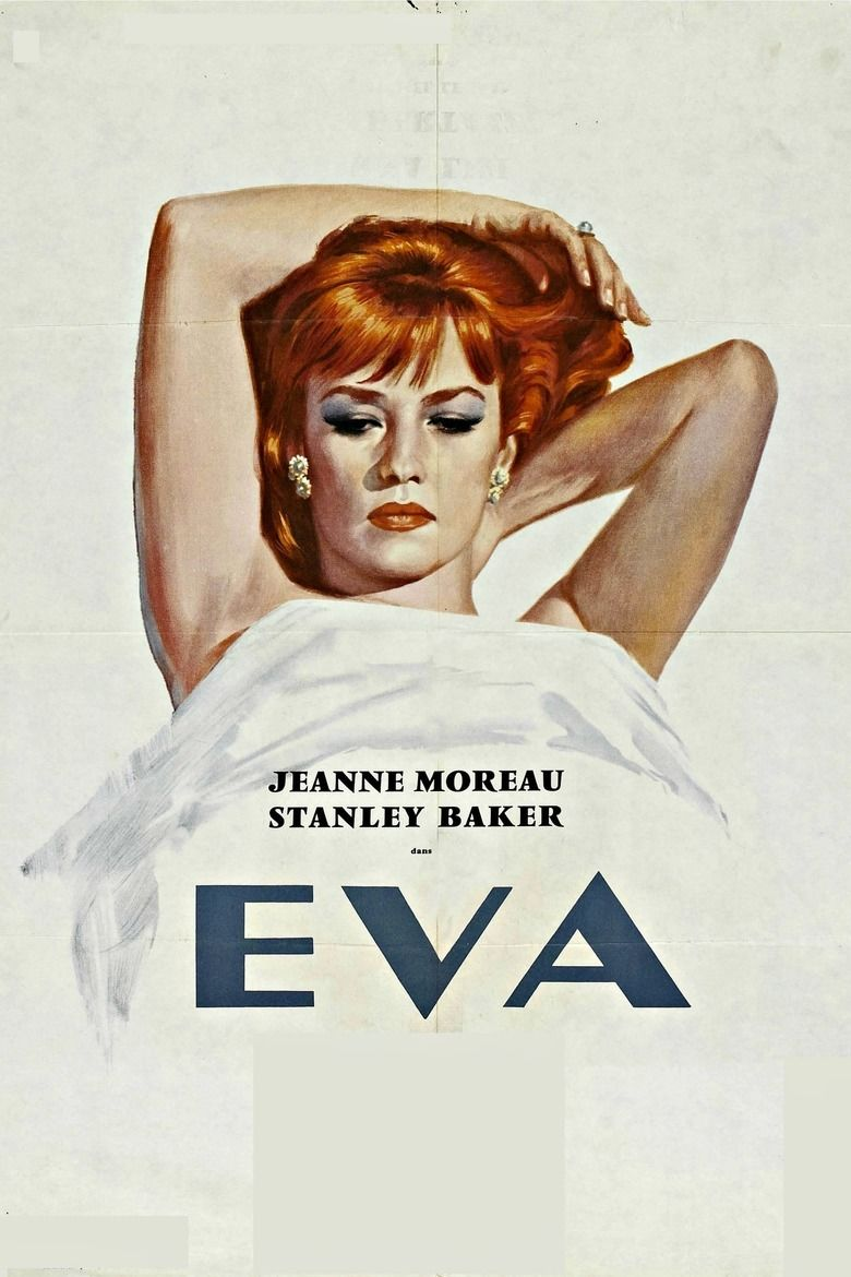 Eva (1962 film) movie poster