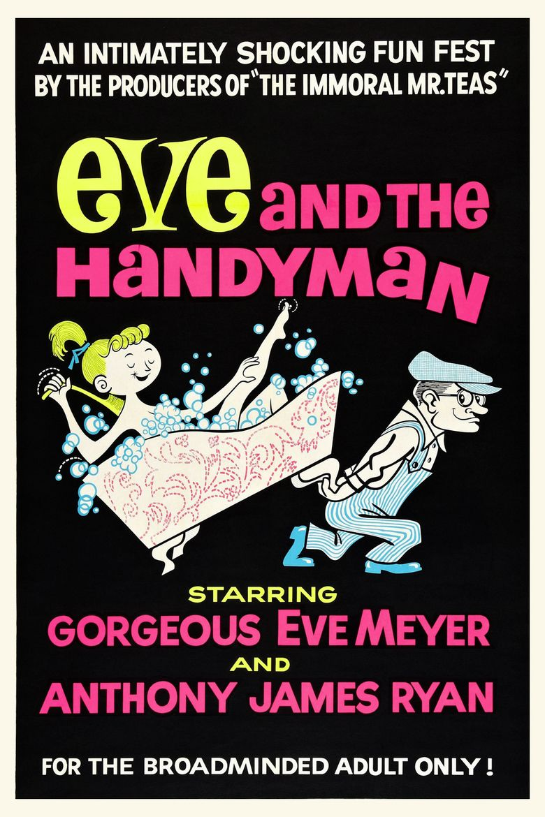 Eve and the Handyman movie poster