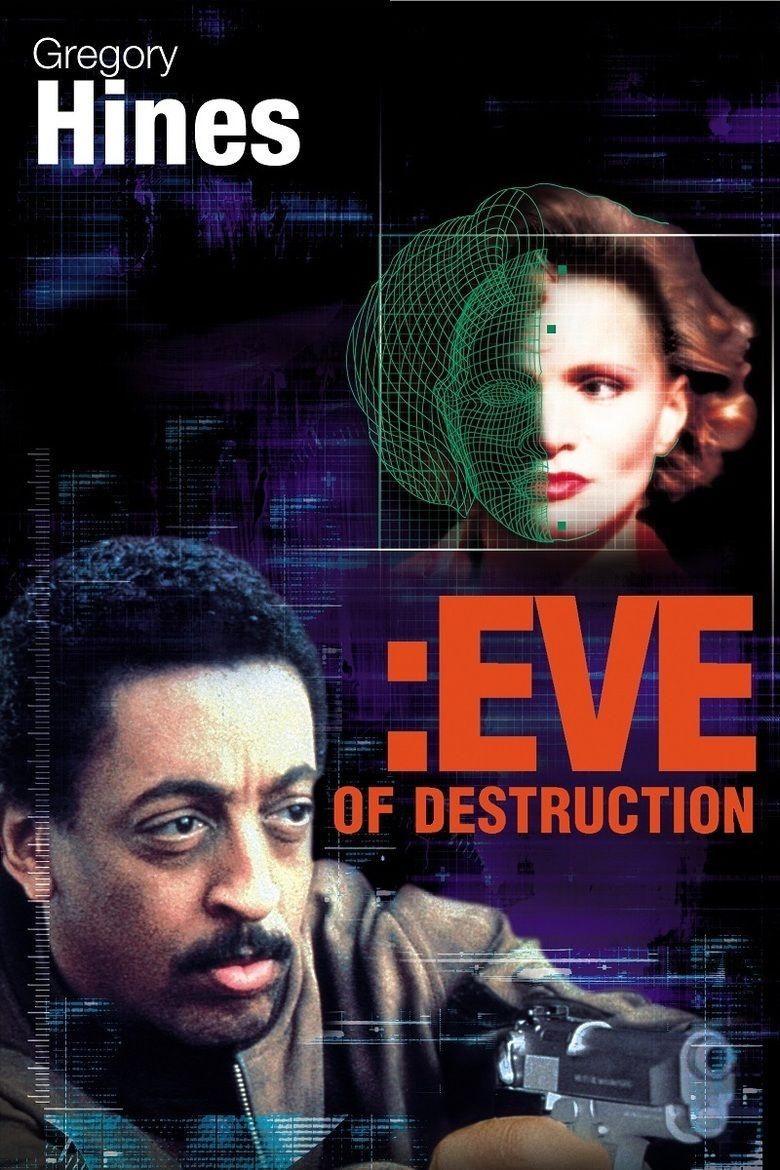 Eve of Destruction (film) movie poster