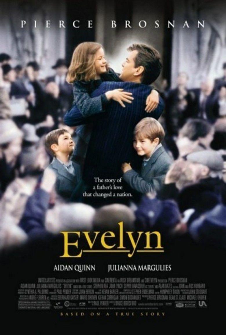 Evelyn (film) movie poster