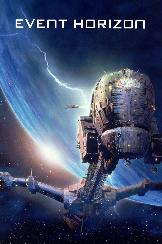 Event Horizon (film) movie poster