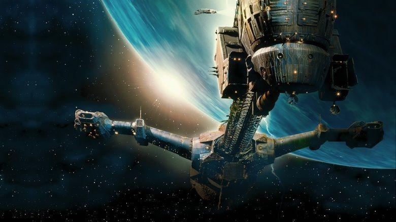 Event Horizon (film) movie scenes