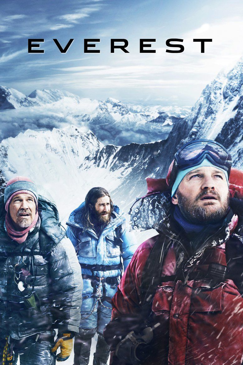 Everest (2015 film) movie poster