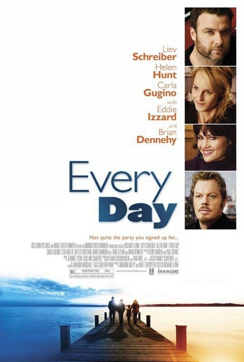 Every Day (film) movie poster