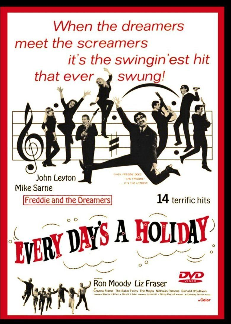 Every Days a Holiday (1965 film) movie poster